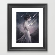 Stellar Framed Art Print