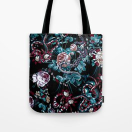 Dangers in the Forest III-II Tote Bag
