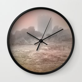 The One Tower Wall Clock