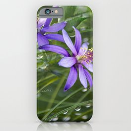 Meadow Dew iPhone Case