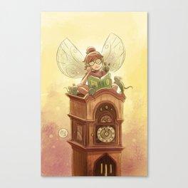 Goblins Drool, Fairies Rule! - Hickory Dock Canvas Print