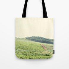 on the hill::uganda Tote Bag
