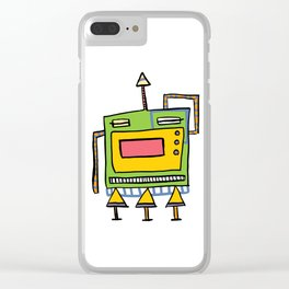 Mr. E. Zee Going Clear iPhone Case