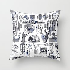 Poimandres Throw Pillow