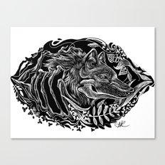 Cycles Canvas Print