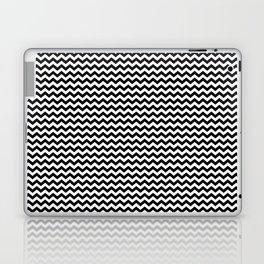 Chevron Black Laptop & iPad Skin