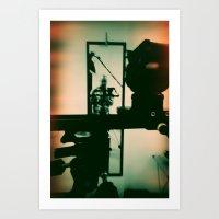 studio killers Art Prints featuring studio by Jean-François Dupuis