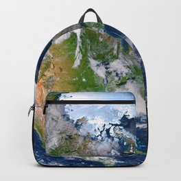 Planet Earth Backpack