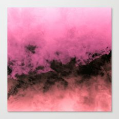 Zero Visibility Highlighter Dust Canvas Print