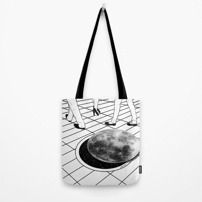 Moonhole Tote Bag