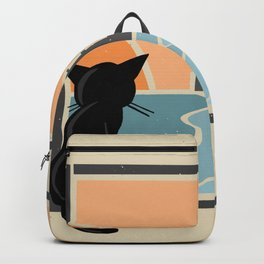 See the sea Backpack