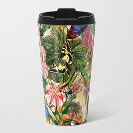 English Country Garden Travel Mug
