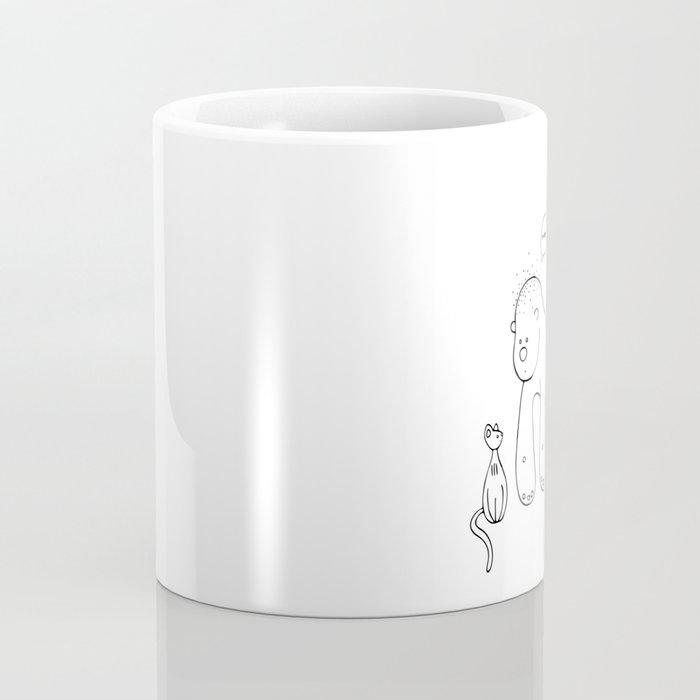 Les rencontres improbables Coffee Mug