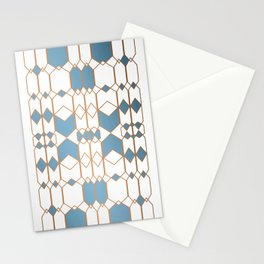 Patternbronze #1 Stationery Cards
