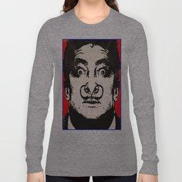Doodle Dali Long Sleeve T-shirt