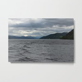 Loch Ness II Metal Print