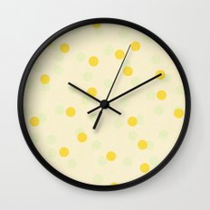morning dress 2 Wall Clock