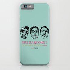 Boys, Boys, Boys iPhone 6s Slim Case