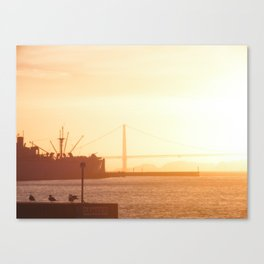 San Francisco 2013 Canvas Print
