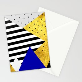 fall abstraction #3 Stationery Cards