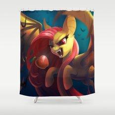 Kind Bat Shower Curtain