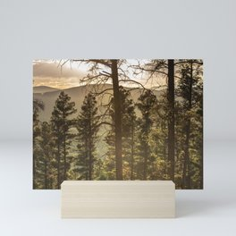 Mountain Forest New Mexico - Nature Photography Mini Art Print