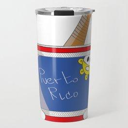 PILON PUERTO RICO Travel Mug