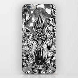 Be Nice iPhone Skin