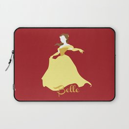 Belle from Beauty and the Beast Laptop Sleeve