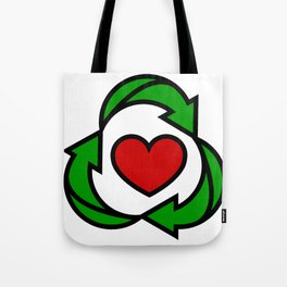 U cAN EvEn RecIcLe ThIs Tote Bag