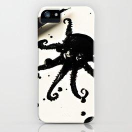 Awktopus iPhone Case