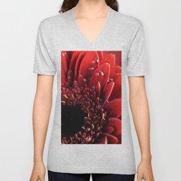 flowers 4 Unisex V-Neck