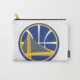 Golden State Warrior Logo Carry-All Pouch