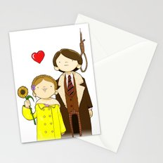 If you want to sing out, sing out Stationery Cards