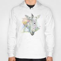paradise Hoodies featuring Paradise by dogooder