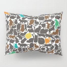 Cats! Pillow Sham