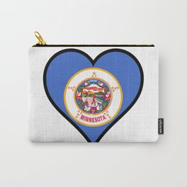 Love Minnesota Carry-All Pouch