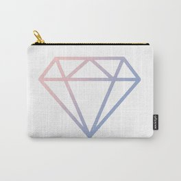 Shining Diamond - Carat Carry-All Pouch