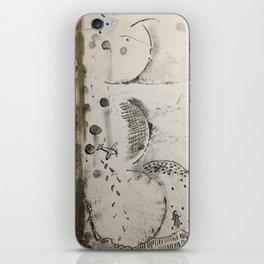 caterpillar iPhone Skin