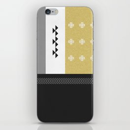 DREAM CATCHERS // Cave of gold iPhone Skin
