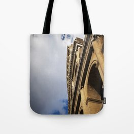 Tides of Time and Men Tote Bag