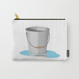 Bucket with Water Carry-All Pouch