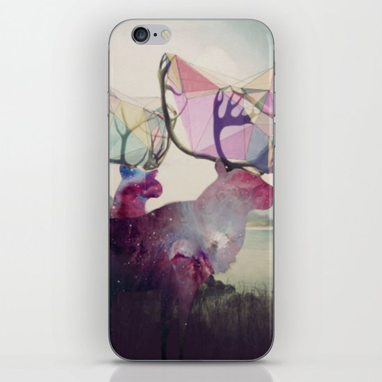 The spirit VI iPhone & iPod Skin