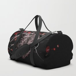 Heart and lights Duffle Bag