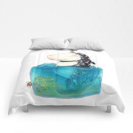 Shark Cube Comforters