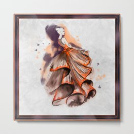 Autumn Air Metal Print
