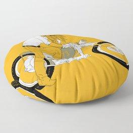 kick Floor Pillow