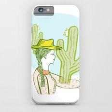 Westward Ho! Slim Case iPhone 6s