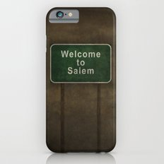 Welcome to Salem iPhone 6s Slim Case