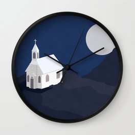 Take Me To Church Wall Clock